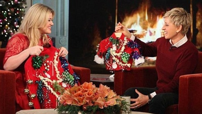 Country-Inspired Ugly Christmas Sweaters for You & Yours