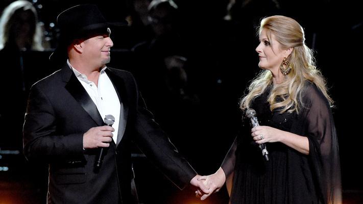 Garth Brooks, Trisha Yearwood Added to Dolly Parton Gala