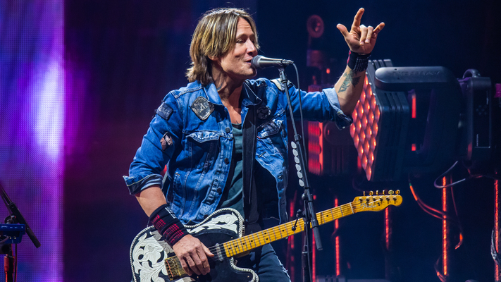 Keith Urban to Headline Allstate Championship Tailgate