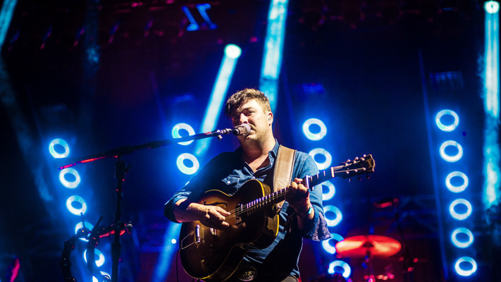 Mumford & Sons Extend Delta World Tour