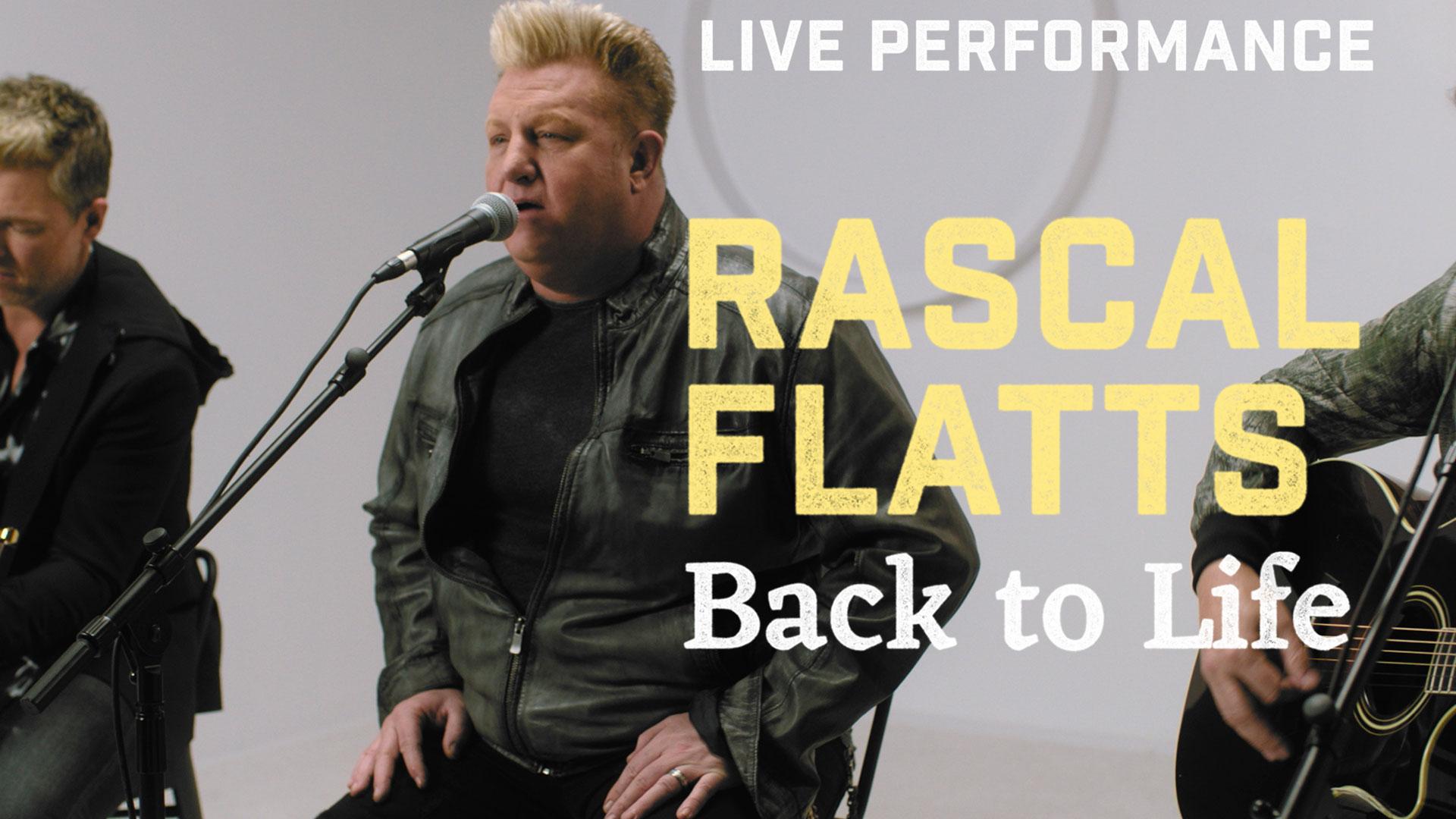 rascal flatts this everyday love live