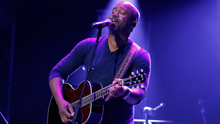 Darius Rucker Finds Home in New Orleans