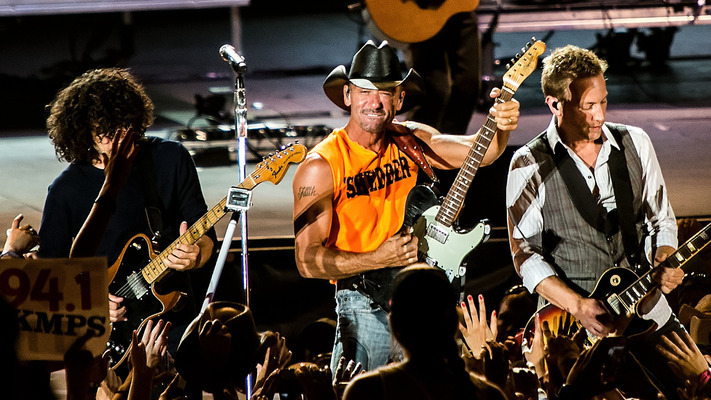 One Nation Now: Tim McGraw, Route 91...