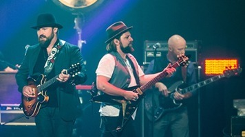 Zac Brown Band to Headline Championship Tailgate