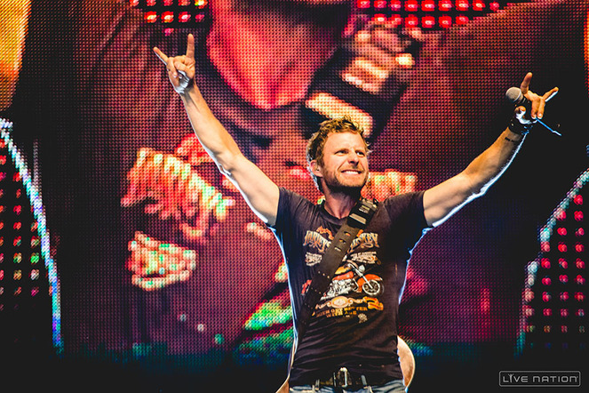 Dierks Bentley Announces Summer Tour News Megacountry