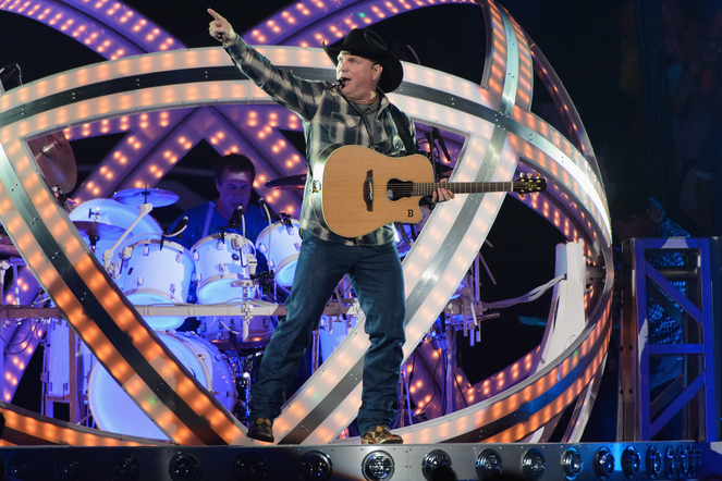 Garth Brooks' Pittsburgh Birthday Bash | News | MegaCountry