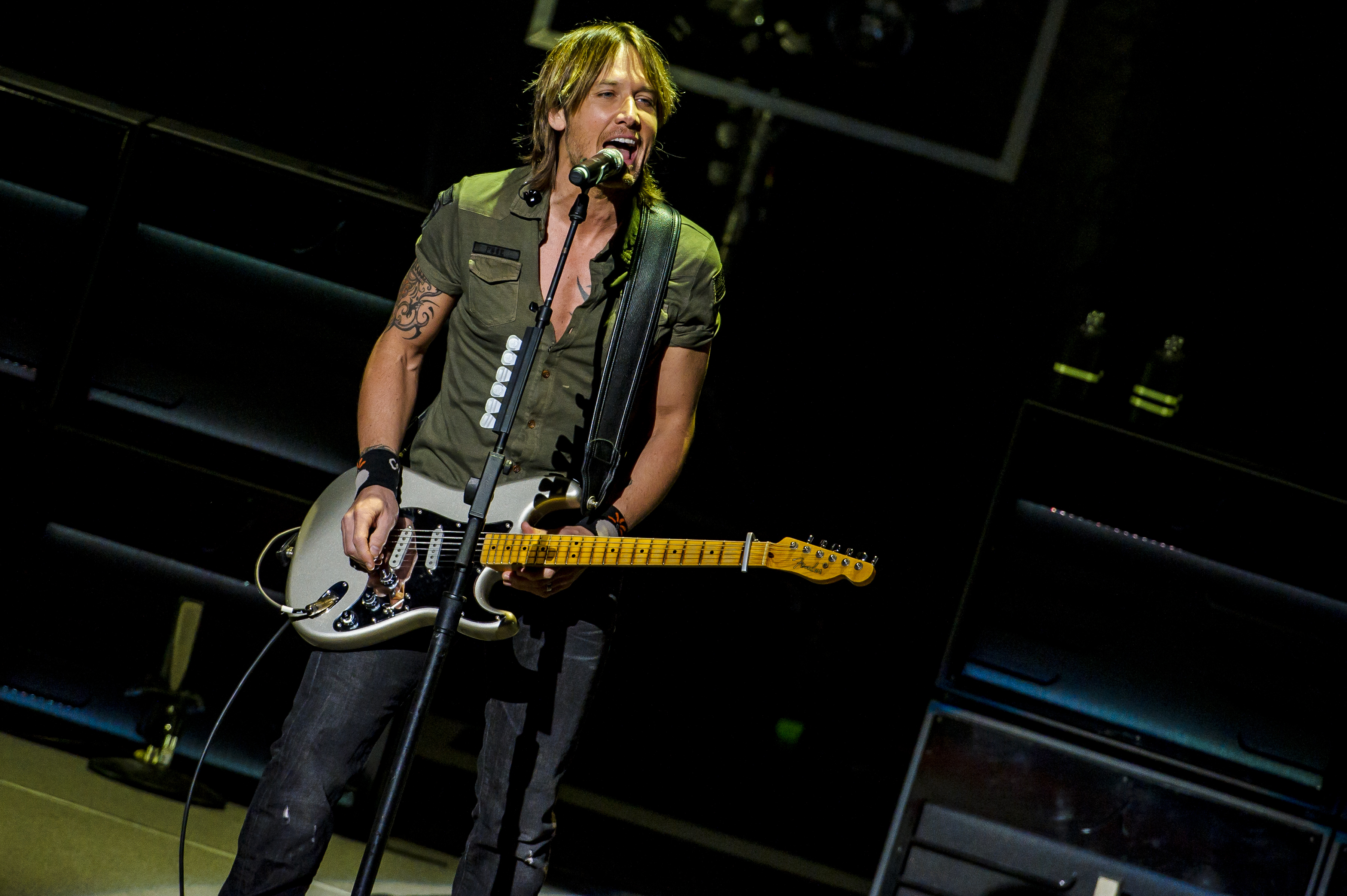 MegaLinks: Keith Urban, Gloriana, Rascal Flatt    | News | MegaCountry