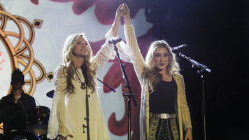 Lee Ann Womack Joins Maddie & Tae for Album Release Party
