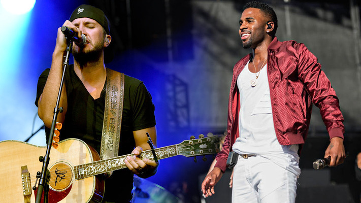 Luke Bryan and Jason Derulo's 'CMT Crossroads' Gets Air Date