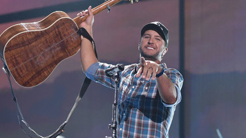 Luke Bryan Talks Touring, Family and More on'Today'
