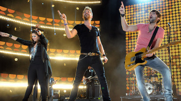 Lady Antebellum Covers Justin Timberlake's 'Can't Stop the Feeling!'
