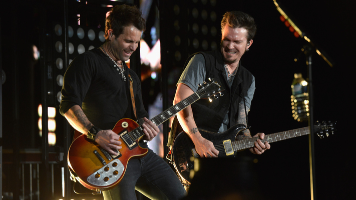 Parmalee to Perform for the Troops This Fall on Second Overseas Tour