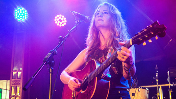 Margo Price Brings 'Four Years of Chances' to Fallon