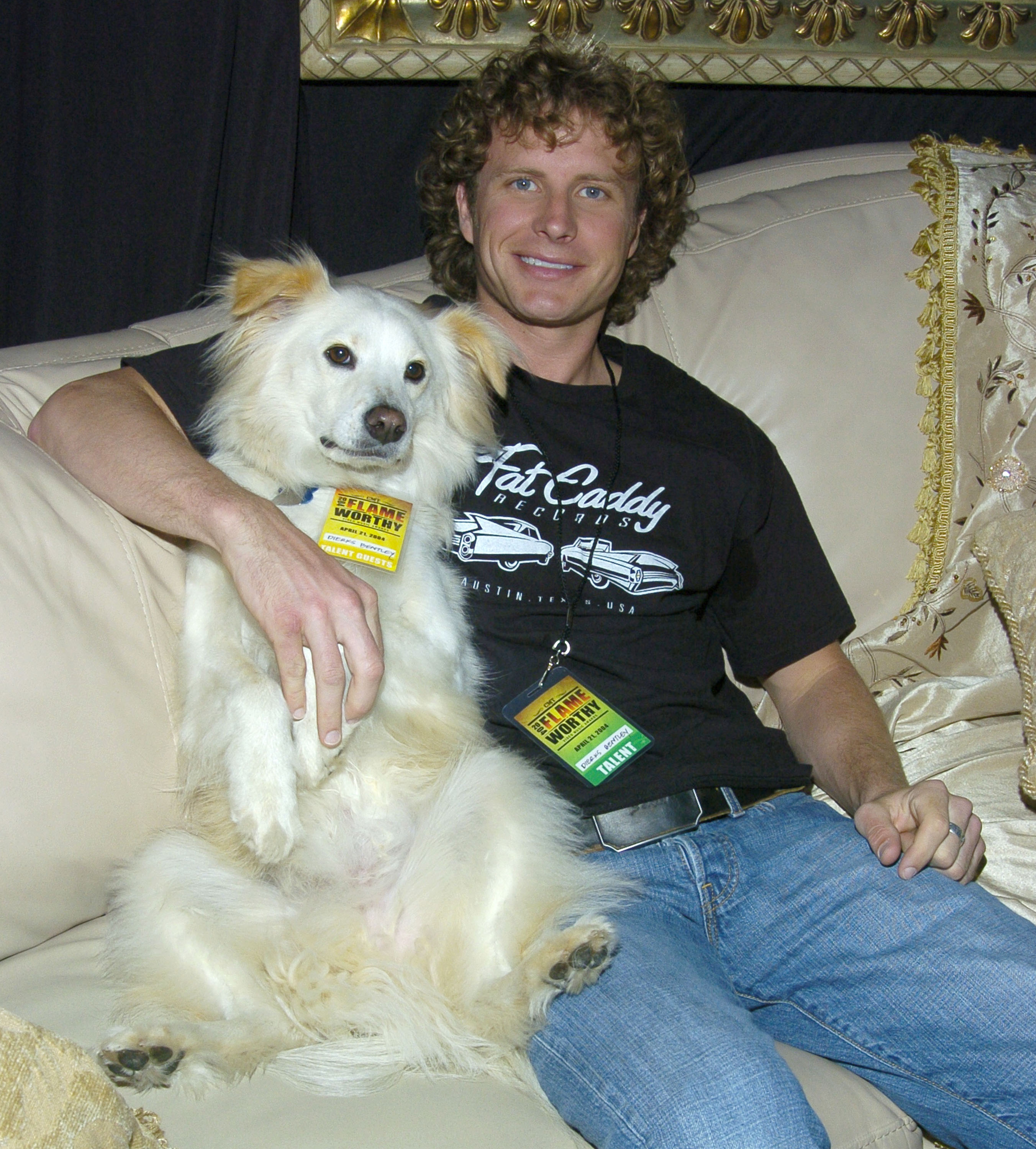 dierks bentley's dog jake gets a proper tribut | news | megacountry