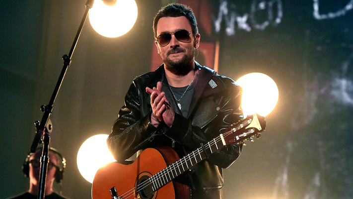 Watch Eric Church Cover Leonard Cohen's 'Hallelujah' at Red Rocks