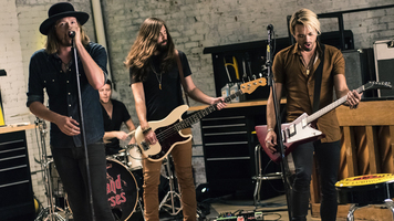 A Thousand Horses Talks Freedom, Cars and Music with Pennzoil Garage Sessions