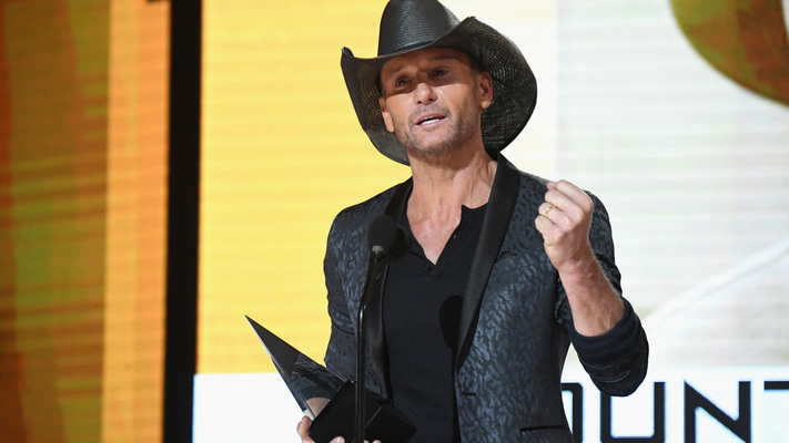 Tim McGraw, Florida Georgia Line and Carrie Underwood Win at 2016 AMA's