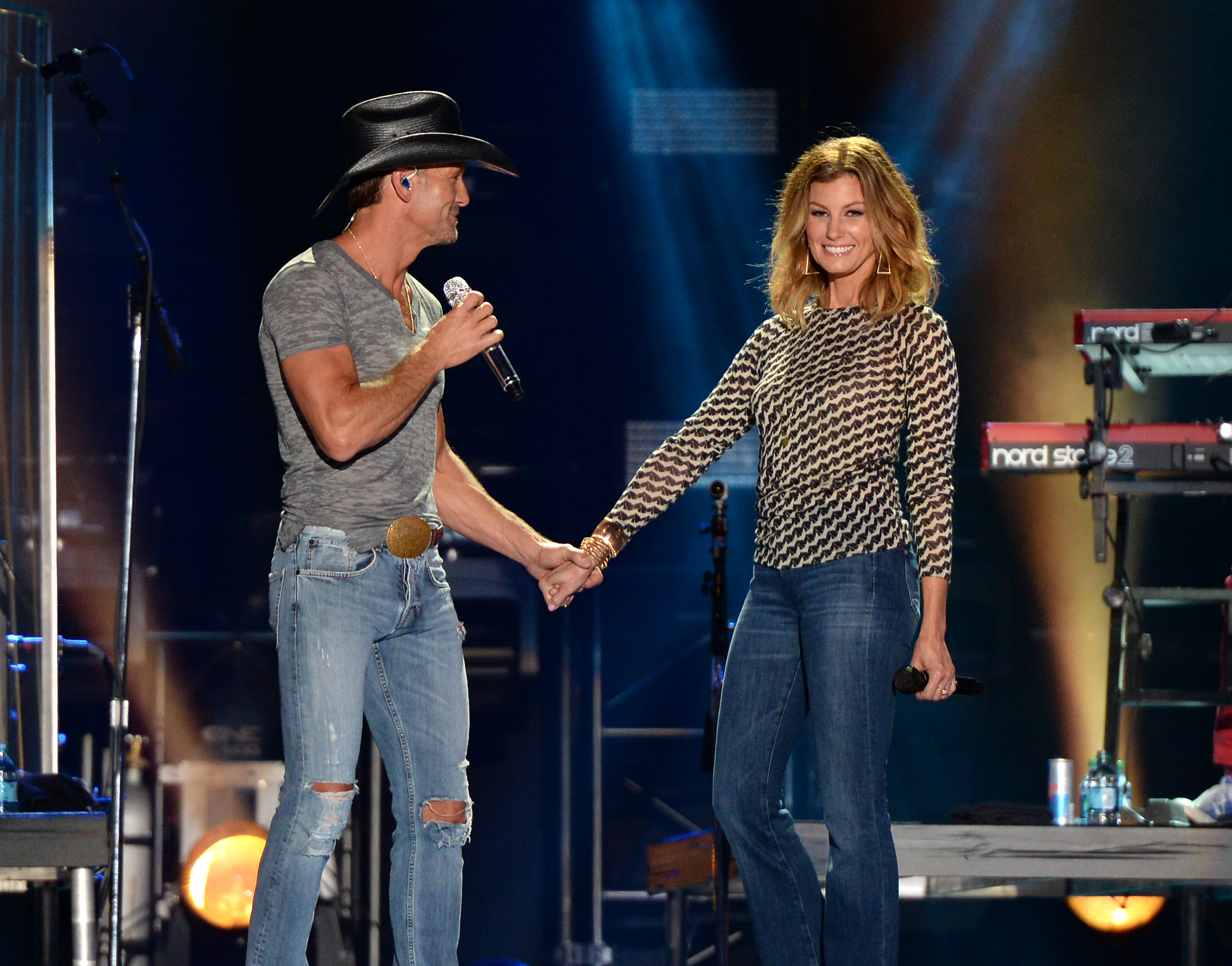 Faith Hill   Tim McGraw Reveal Opening Acts for Soul2Soul Tour 0ee32b0eee19