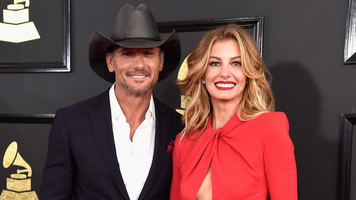 Tim McGraw & Faith Hill Sign to Sony