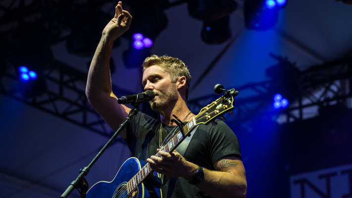 Brett Young's Favorite Lyric Tugs at The Heart Strings