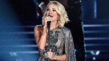 Carrie Underwood Has The Most Adorable Workout Buddy!