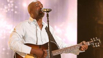 Darius Rucker Announces Annual'Darius and Friends' Benefit Concert for St. Jude at Nashville's Ryman Auditorium
