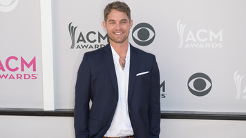 Brett Young's Tour Secret is Good For The Nerves!
