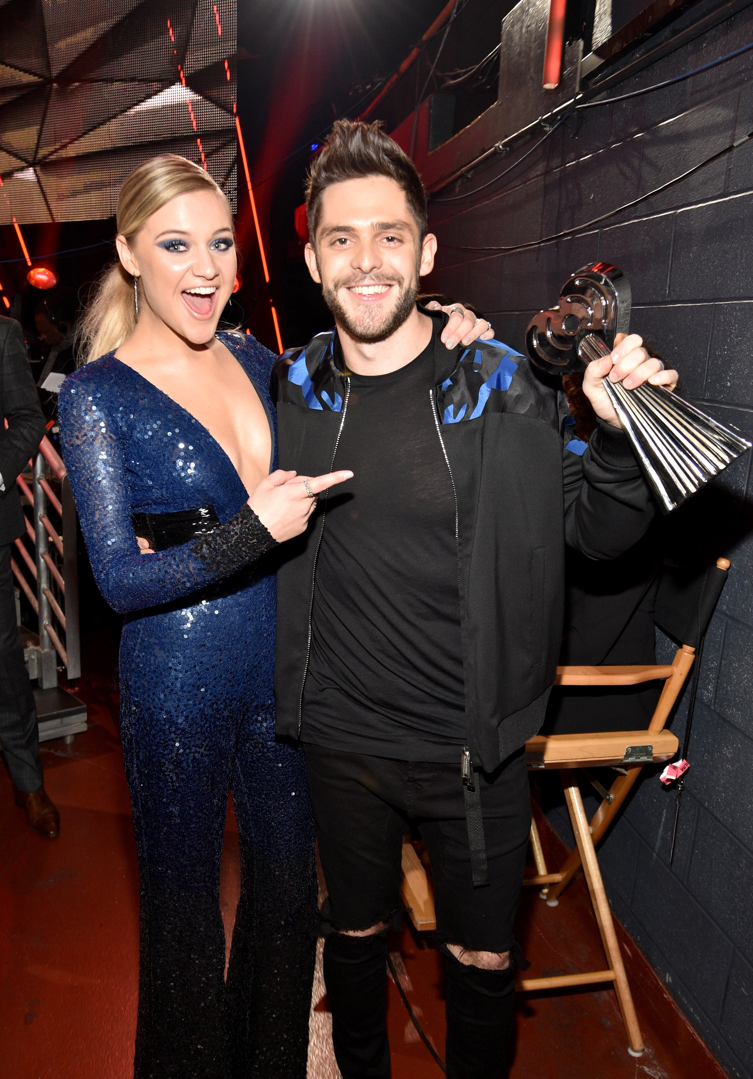 Thomas Rhett Kelsea Ballerini To Co Host 201 News Megacountry