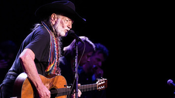 Willie Nelson Proves He's Still Alive & Well in New Music Video
