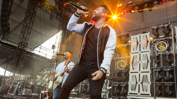 The 2017 LakeShake Music Festival: Dan + Shay