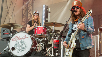 See The Cadillac Three in 11 Exclusive Shots At LakeShake 2017