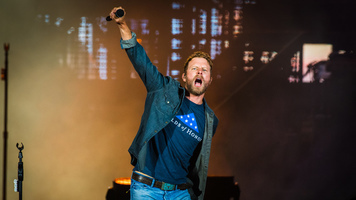 Faster Horses Festival: See Dierks Bentley, Cole Swindell & More On Day 1
