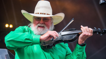 Charlie Daniels Band Nails Their Faster Horses Set