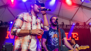 Walker McGuire Band Zeros In At Faster Horses Festival