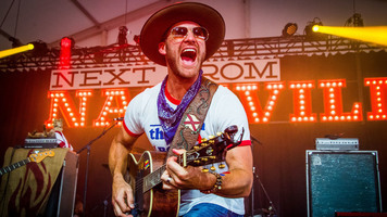 Drake White And The Big Fire At Faster Horses 2017