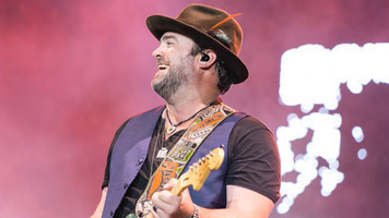 Lee Brice Performs Day 1 at Route 91 Harvest Festival 2017