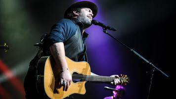 Lee Brice Takes Over The Novo In Los Angeles