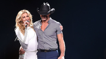 Tim McGraw & Faith Hill's Best Live Moments