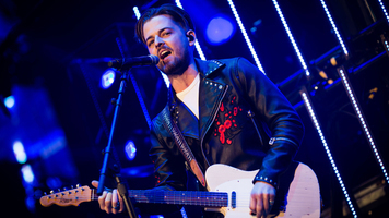 Chase Bryant Continues To Rock On 2018 Leg Of Weekend Warrior Tour