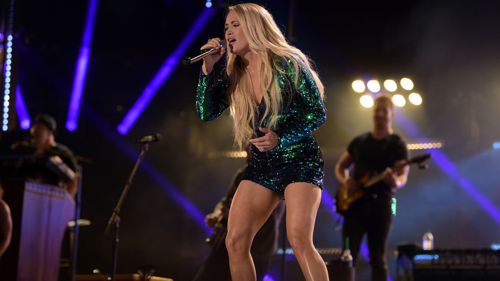 CMA Fest Highlights - See Shots Of Carrie, Darius & More