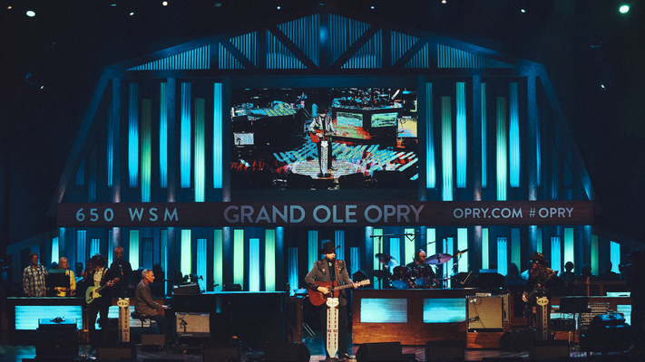 Paul Cauthen Makes Grand Ole Opry Debut