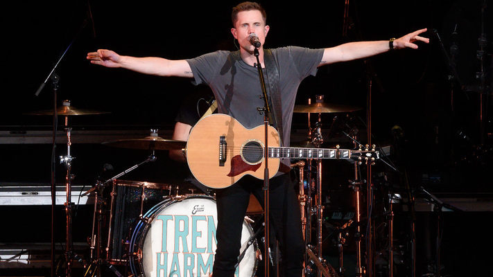 Hot Shots: Trent Harmon On The Back To Us Tour