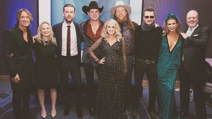 Instagram Roundup: Behind The Scenes Of The CMA Awards