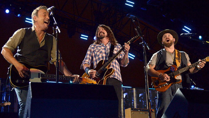 Zac Brown Band Joins Grohl & Springsteen in 'The Concert For Valor'
