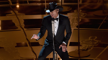 See Tim McGraw Honor Glen Campbell in our Oscars Gallery