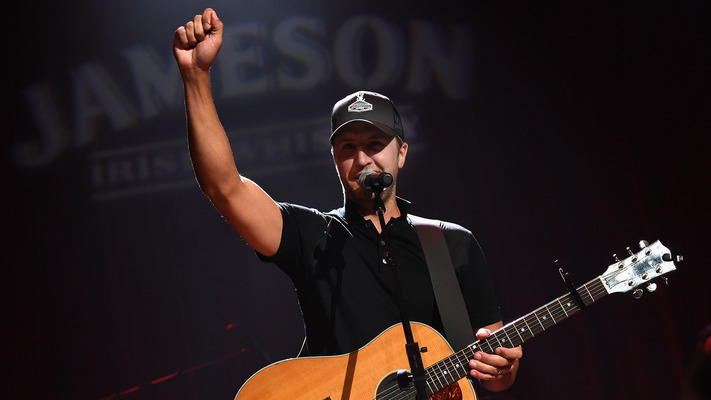 Hot Shots: Georgia On My Mind Concert – Luke Bryan, Lee Brice & More Join Peach Pickers!