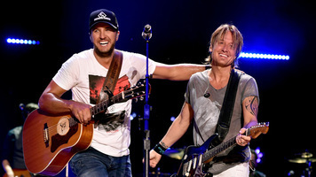 CMA Fest - Day 4! Luke, Keith, Little Big Town & More!