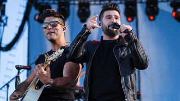 Route 91 Harvest Exclusive: Dan + Shay Crush the Stage in Our Gallery