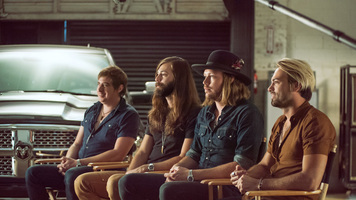 A Thousand Horses for Pennzoil Garage Sessions