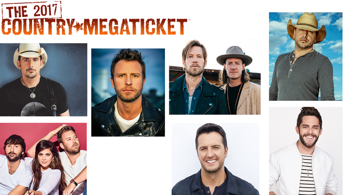 The 2017 Megaticket Lineup